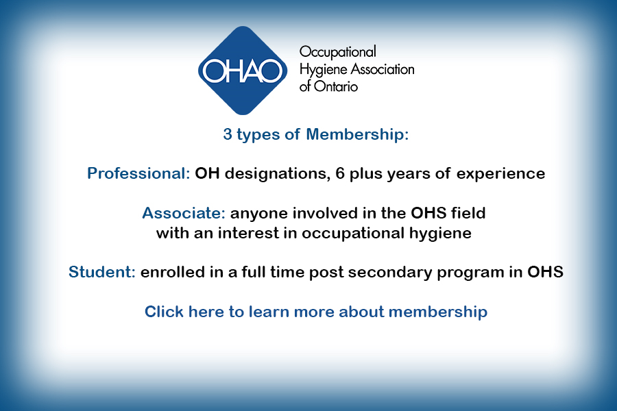 Join OHAO Today!