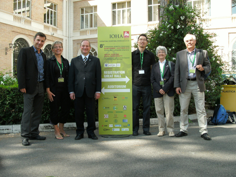 Canadian Contingent at the 8th International Congress of the IOHA